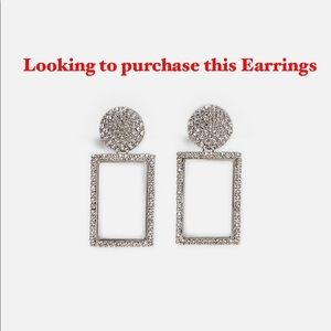 ZARA JEWEL Earrings